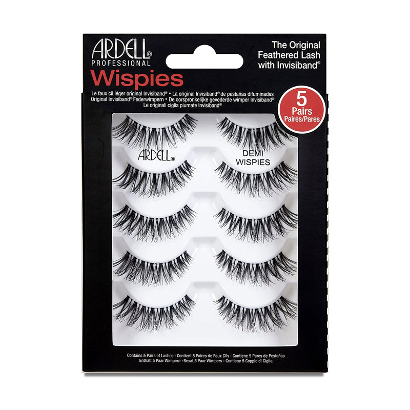 PESTAÑAS WISPIES DEMI WISPIES 5 PACK ARDELL