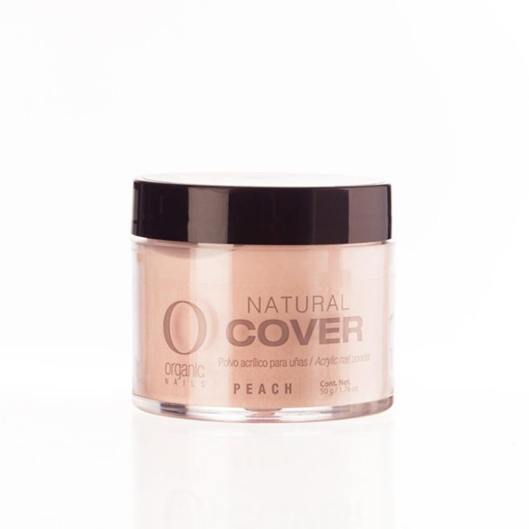ACRÍLICO PARA UÑAS NATURAL COVER PEACH 14 GR / .5 OZ