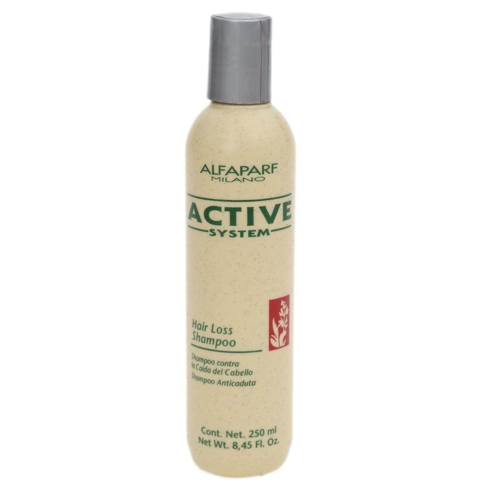 SHAMPOO ANTICAÍDA ACTIVE 250 ML
