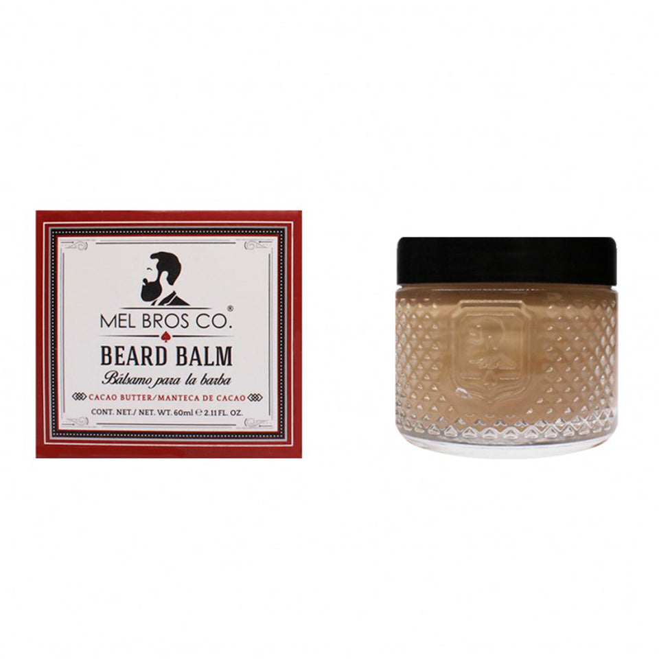 BALSAMO PARA BARBA DE MANTECA DE CACAO ROYAL 2 OZ MELBROS CO.