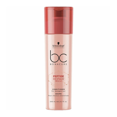 ACONDICIONADOR PROTECTOR BC BONACURE PEPTIDE REPAIR RESCUE CONDITIONER 200ML