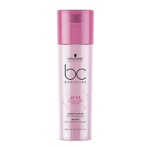 ACONDICIONADOR PARA RETENER EL COLOR BC BONACURE pH 4.5 COLOR FREEZE CONDITIONER 200ML