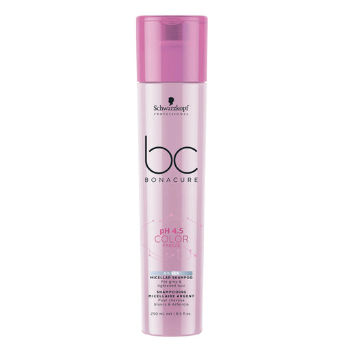 BC COLOR FREEZE pH 4.5 SILVER MICELLAR SHAMPOO 250 ML