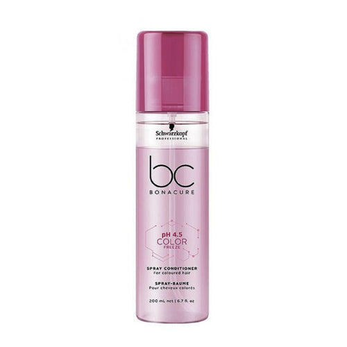 SPRAY ACONDICIONADOR PARA CABELLO TEÑIDO BC BONACURE pH 4.5 200ML