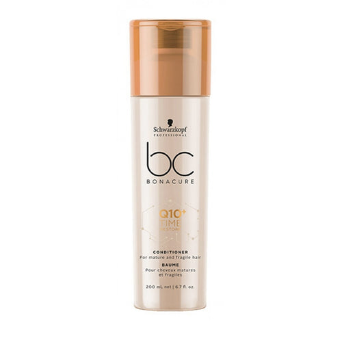 ACONDICIONADOR CAPILAR PROTECTOR BC BONACURE Q10 AGELESS TAMING CONDITIONER 200ML