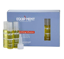 EQ SOOTHING CAJA DE AMPOLLETAS (AMARILLA) 12*13 ML