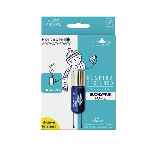 AROMATERAPIA EUCALIPTO ROLL ON 3ML