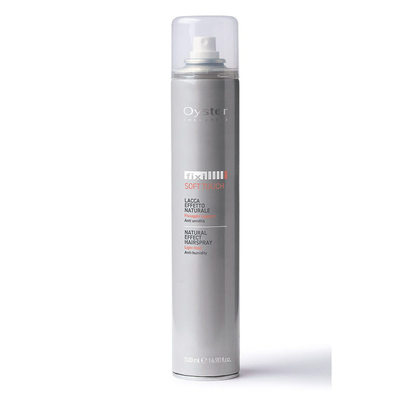 FIXI HAIRSPRAY SOFT TOUCH 500ML