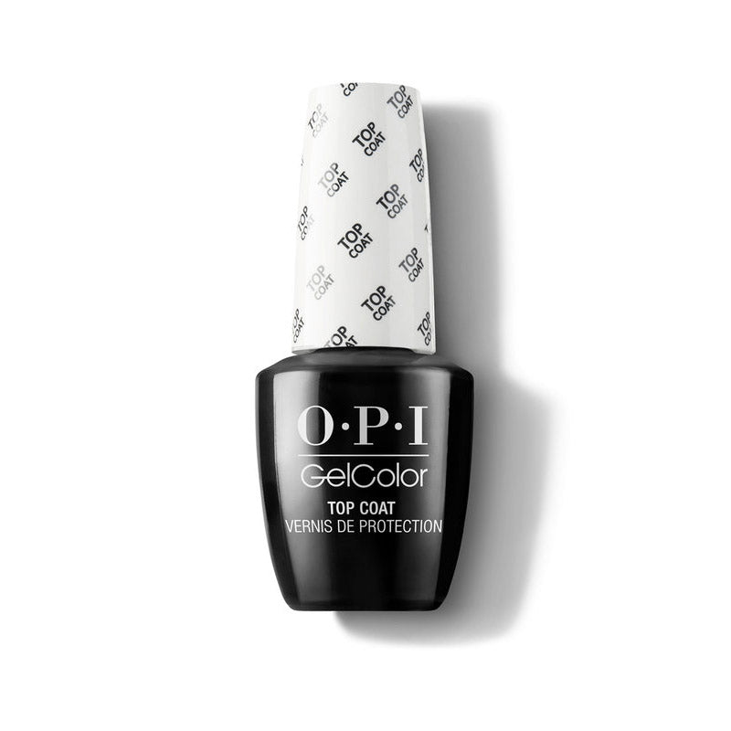GEL COLOR OPI TOP COAT GEL