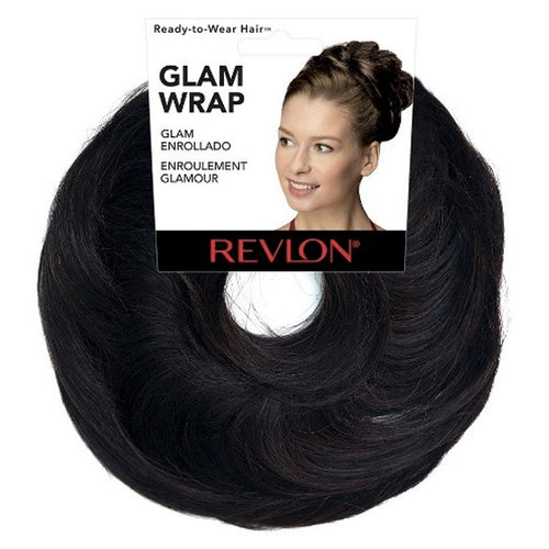 GLAM WRAP DARK BROWN