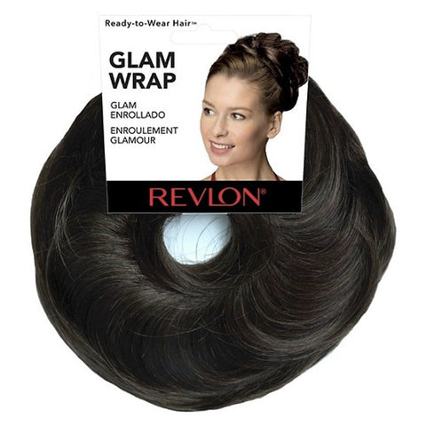 GLAM WRAP BLACK