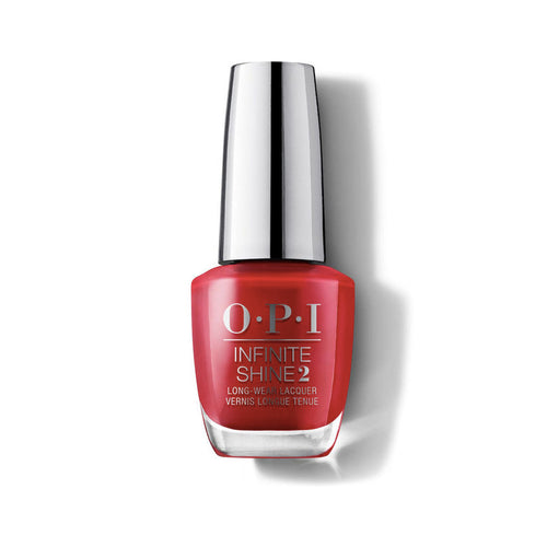 INFINITY SHINE OPI BIG APPLE RED