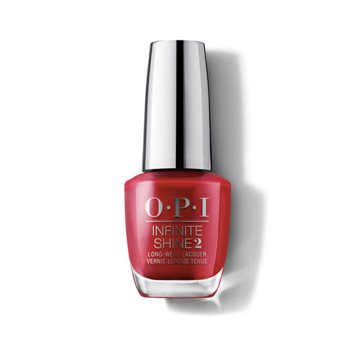 INFINITY SHINE OPI RELENTLESS RUBY
