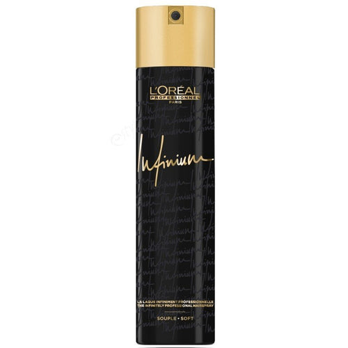 LACA FIJADORA INFINIUM SPRAY SUAVE 500 ML