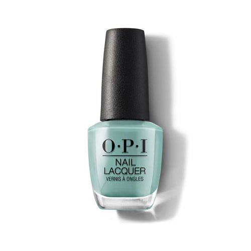 NL OPI CDMX VERDE NICE TO MEET YOU