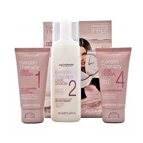 KIT DE ALACIADO PERMANENTE LISSE DESIGN EXPRESS