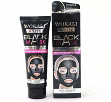 MASCARILLA WOKALI WHITE BLACK MASK 130ML