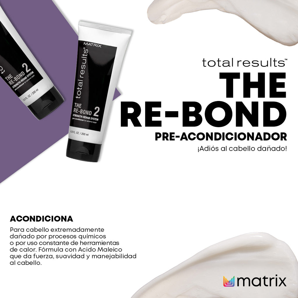 Matrix [THE RE BOND] 1 SHAMPOO 300 ML - TOTA