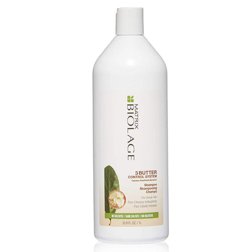 SHAMPOO REDUCTOR DE VOLUMEN MATRIX [3BUTTER] 1000 ML - BIOLAGE