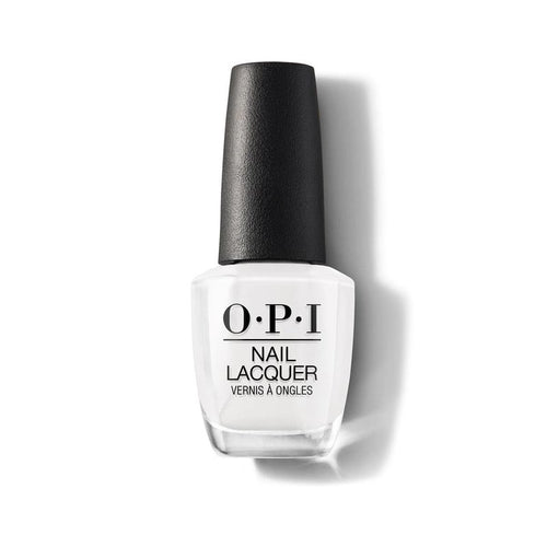 NAIL LACQUER OPI ALPINE SNOW