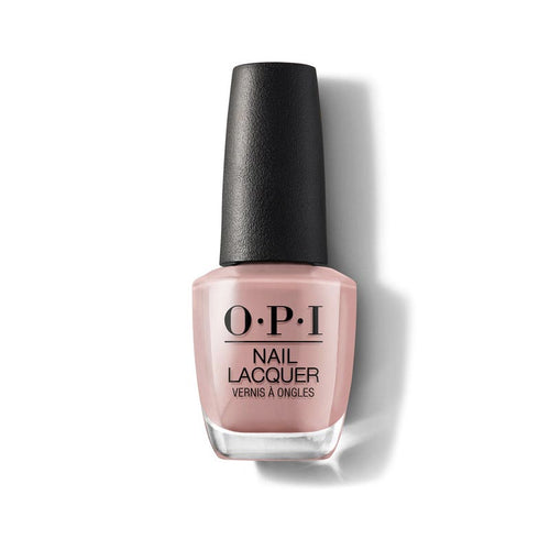 NAIL LACQUER OPI BARE FOOT BARCELONA