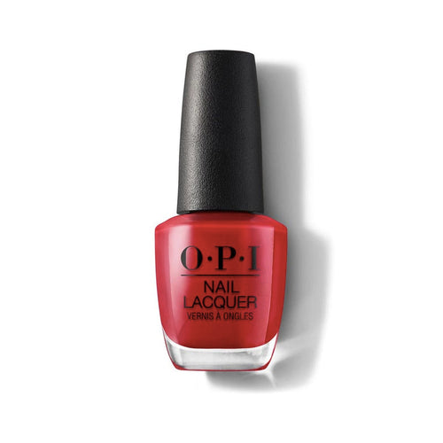 NAIL LACQUER OPI BIG APPLE RED