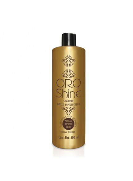 SHAMPOO ORO SHINE BEAUTY BRILLO ESPECTACULAR 500 ML