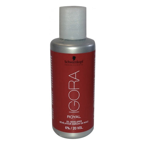 PEROXIDO IGORA ROYAL 20 VOL 60ML
