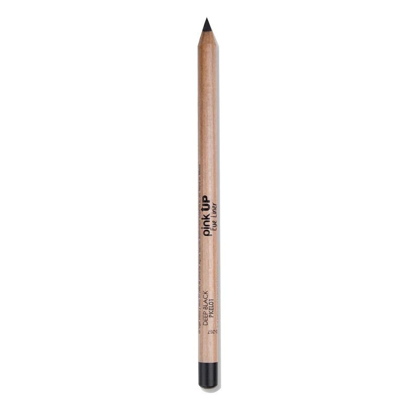 PINK UP  EYE LINER 01  DEEP BLACK