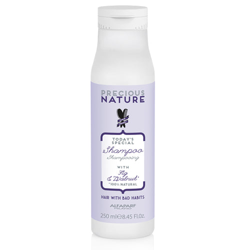SHAMPOO [BAD HABITS] FIG & WALNUT 250 ML | PRECIOUS NATURE