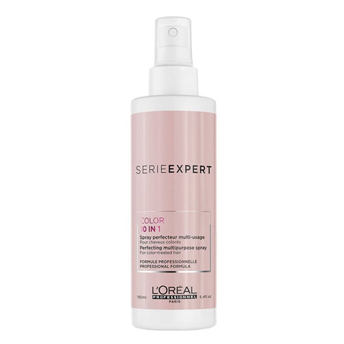 SPRAY PARA PROTEGER EL CABELLO SERIE EXPERT COLOR 10 IN 1, 190 ML