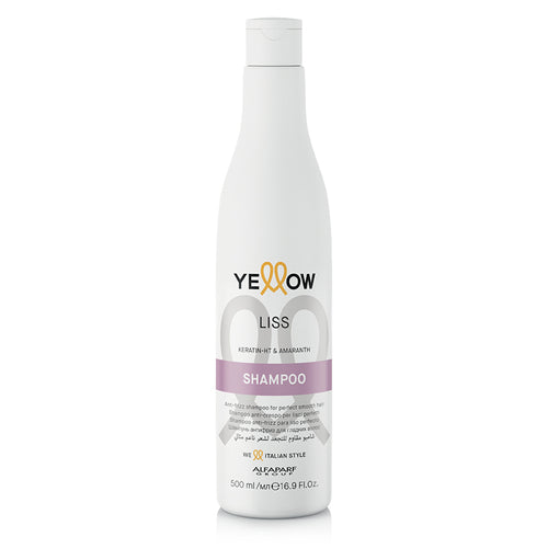 YELLOW LISS SHAMPOO 500 ML