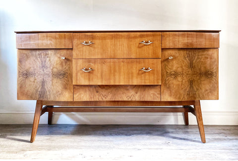 Beautility sideboard ready for upcycling