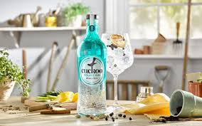 Bottle of Cuckoo Solace Gin