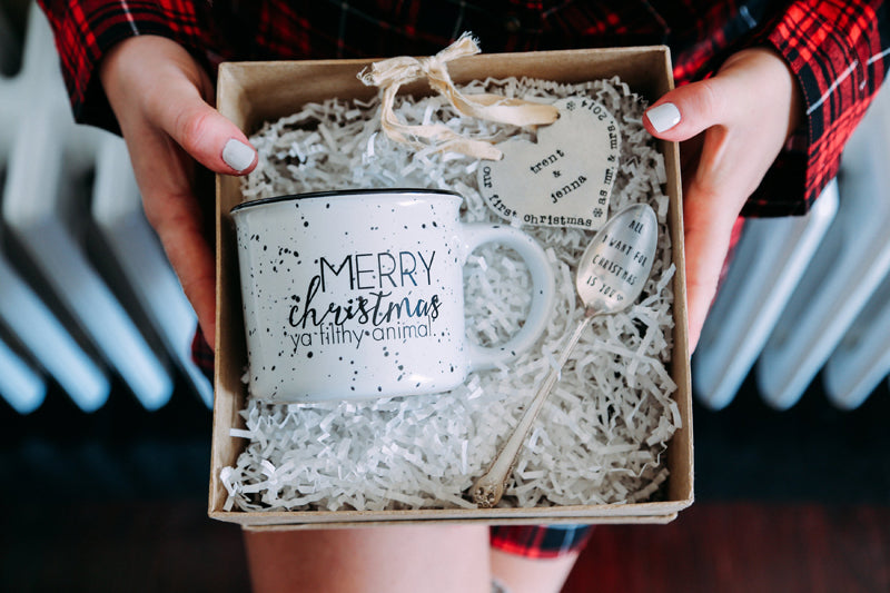 jessicaNdesigns™ Signature Christmas Gift Boxes
