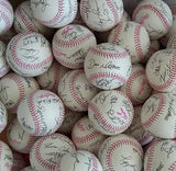 Mother's Day Autographed Ball and Bat - Collectors Club Member Only Exclusive
