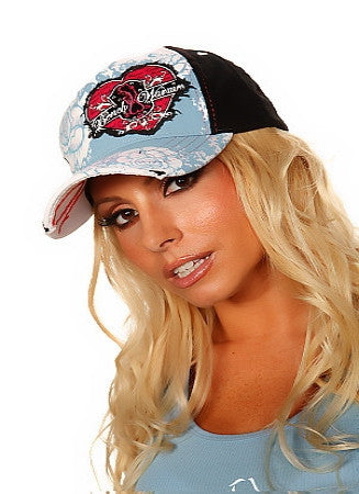 Woman's Trucker Hat 1