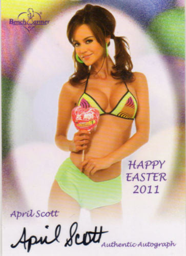 Easter 20 Card Auto Set