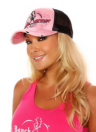 Woman's Trucker Hat 2