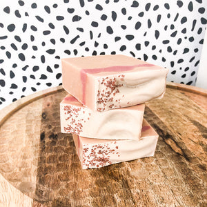 Rose Milk Soap