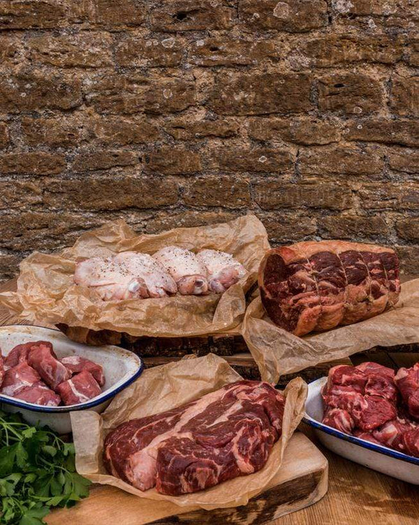 Durslade Farmshop Butchery Slow Cooking Box