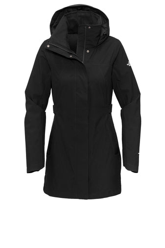The North Face Ladies City Trench - ShirtbucksWholsesale