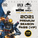 1 Year Premium (VIP) Go Gamers Membership