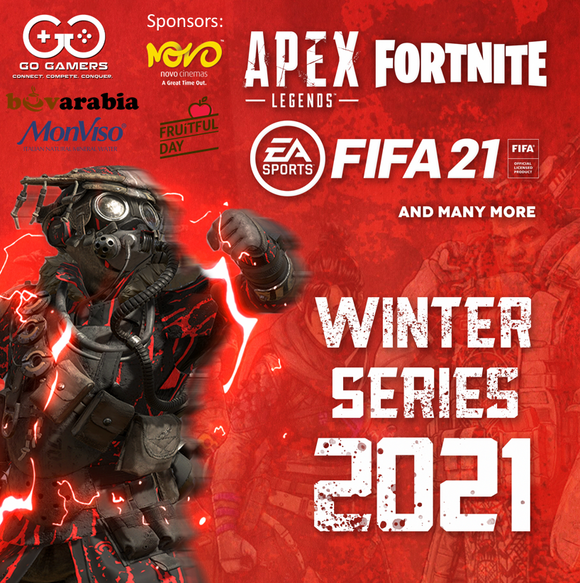 Go Gamers Winter Series