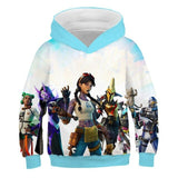 Hot Game Fortnite Boys 3D Hoodies Kids Clothes Funny Game Fortnite Hoodies Teen Girls Boys Sweatshirt Children Fashion Clothes