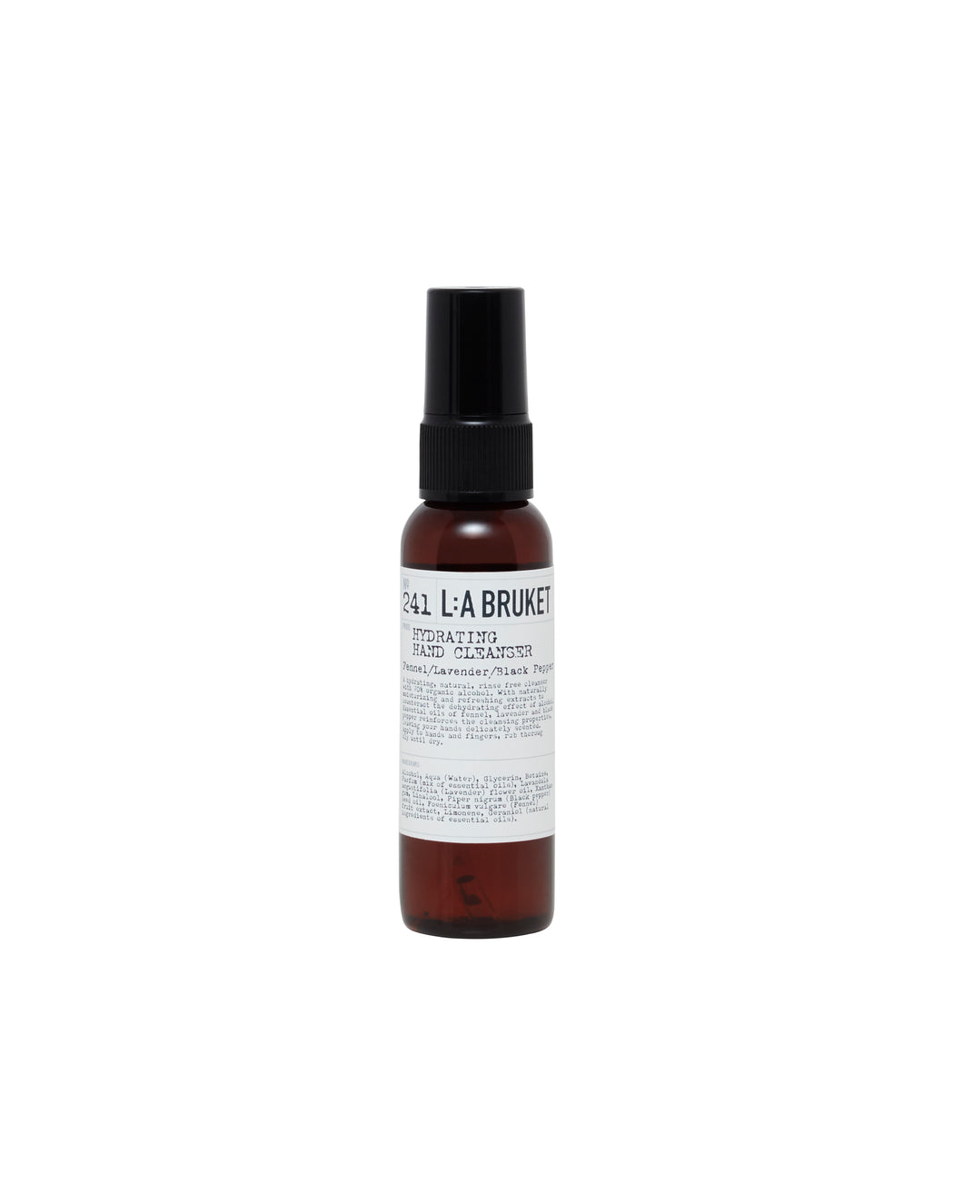 L:A BRUKET Hydrating Hand Cleanser No. 241