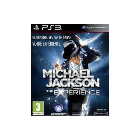 Michael Jackson The Game (PS3)
