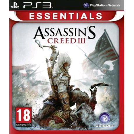 Assassin's Creed III (3) (Essentials) (PS3)