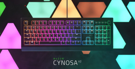 Razer Cynosa V2 - US Layout