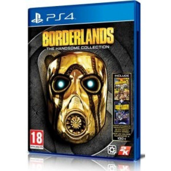 Borderlands: Handsome Collection (PS4)